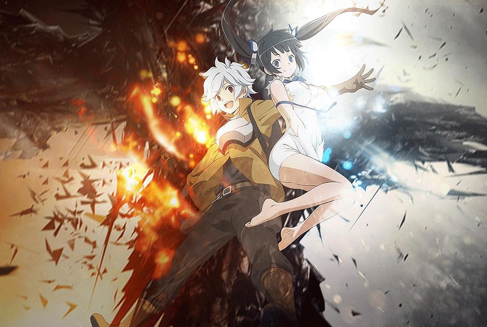 Danmachi Season 2