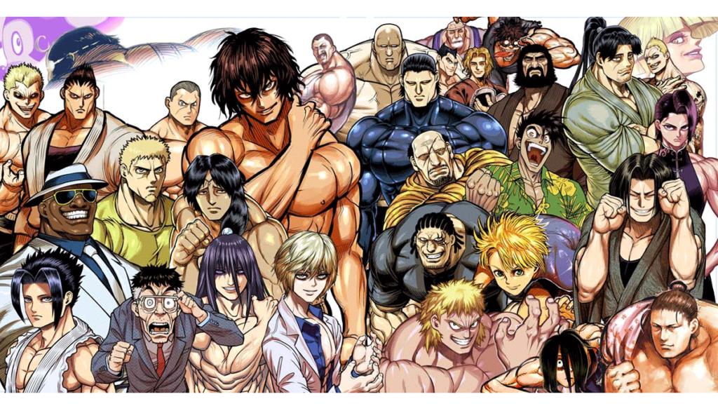 Kengan Ashura Season 3 Release Date And Info 2021