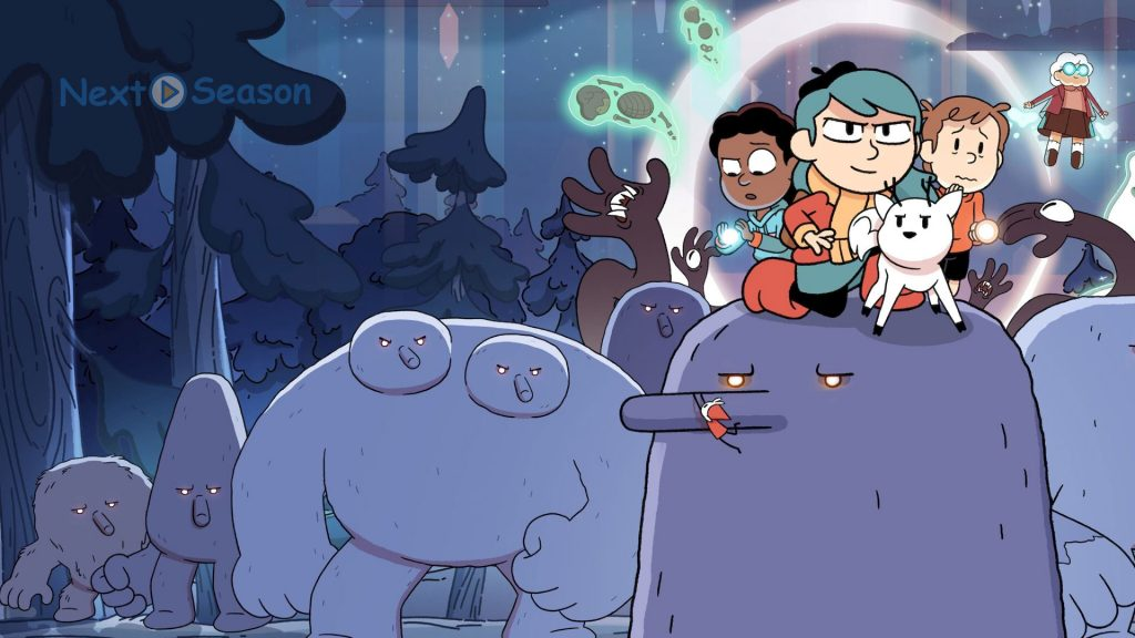 when is hilda season 3 coming out
