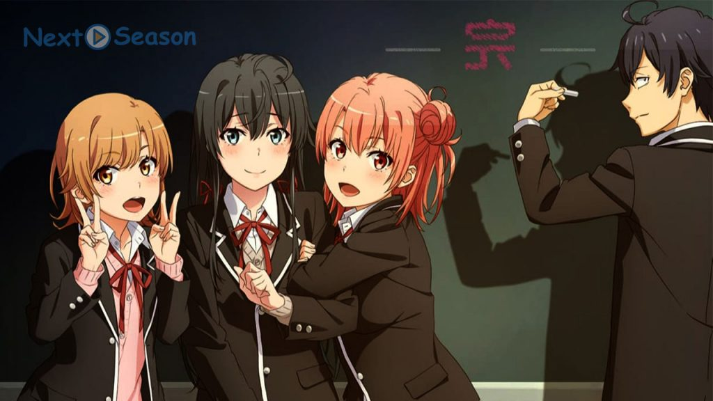 oregairu season 3 release date